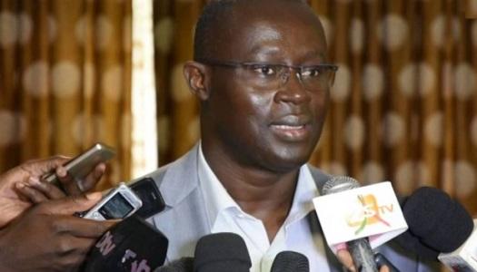 CAF (élection) : Senghor promet de «rebâtir la maison»