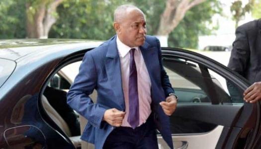 CAF:Ahmad Ahmad suspendu cinq ans par la FIFA !