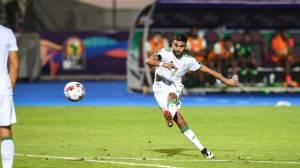 Un but génial de Riyad Mahrez