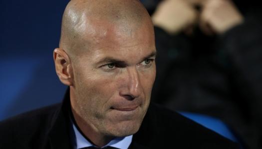 Real: Les premiers agacements  de Zidane