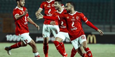 Al Ahly :  victoire en demi finale de la Coupe d'Egypte 2020  face à l'Ittihad Alexandrie (2-1). Photo Facebook Al Ahly