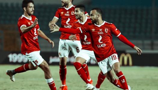 Egypte : le Ahly en finale de la Coupe