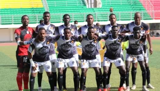 Coupes d'Afrique: l'exploit de Tevragh Zeina