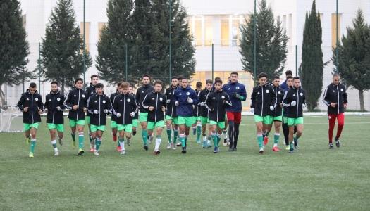 Algérie U-20 : les 30 Fennecs pour Tunis
