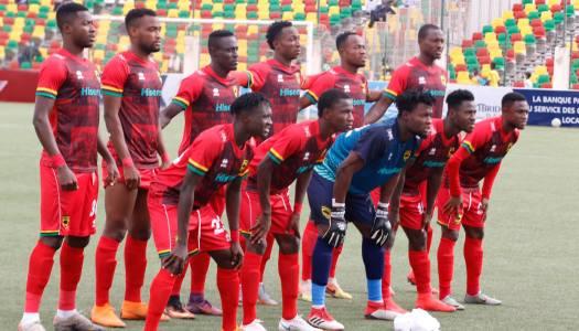 FC Nouadhibou se prépare au Sénégal