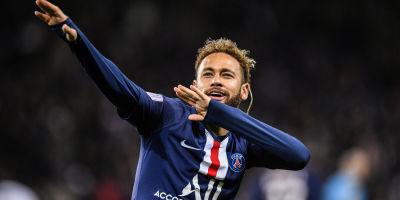 Heureux comme  un Neymar à Paris