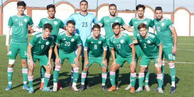 Algérie U-20