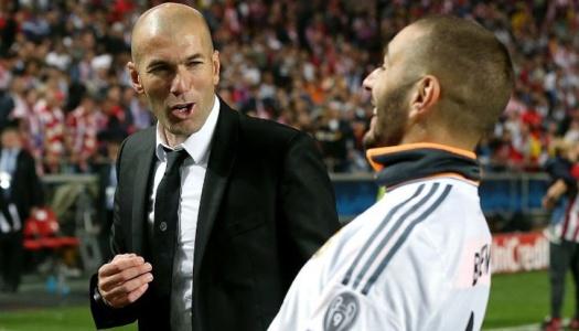 Liga: Benzema et Zidane récompensés