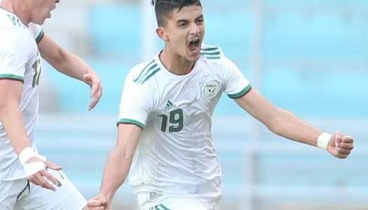 Algérie U-20  : Belloumi  Jr sur les traces du père ?