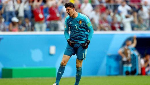 Real : Courtois évoque sa relation avec Zidane