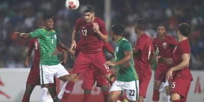 Qatar - Bengladesh, 5-0. (photo afc.com)