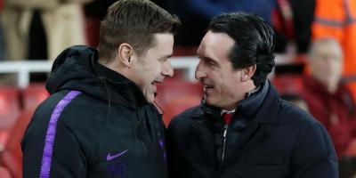 Pochettino  et Emery  se sont croisés en Premier League