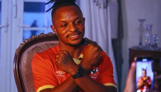 Al Ahly : Walter Bwalya arrive de Gouna