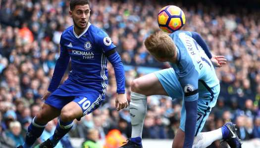 Citizens : Hazard plairait à Guardiola