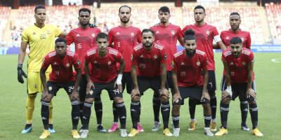 Demi-finaliste en 2018, la Libye est éliminée dès a phase de groupes .