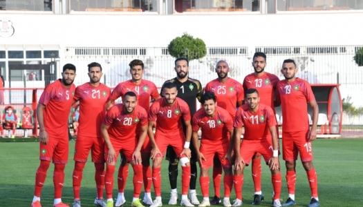 CHAN 2021 : Objectif doublé pour le Maroc