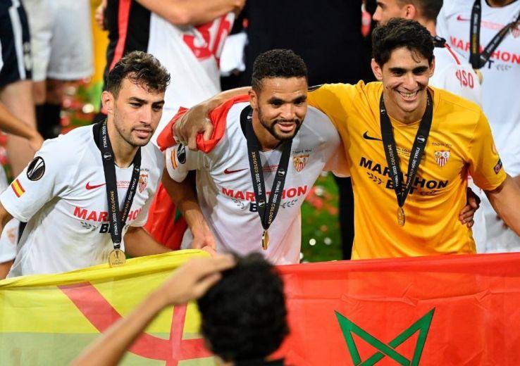 En-Nesyri : Premier succes continental en 2020: laLeague Europa.