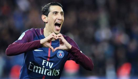 PSG : Di Maria rêve (aussi) de jouer avec Messi