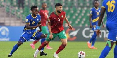 CHAN 2020: Maroc - Rwanda (0-0)