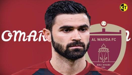 Al Wahda : Omar Kharbin arrive d'Al Hilal Saudi
