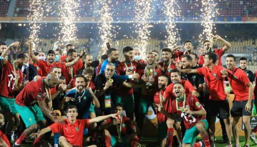CHAN 2020 : Le Maroc dans l'histoire