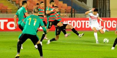 MC Alger : un bon point ramené du Caire face au Zamalek  (photo page Facebook du Zamalek)
