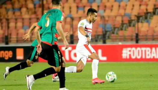 MC Alger: Amrani  assume le  choix  du Caire