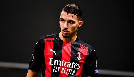 Algérie: Bennacer parle de son Milan AC