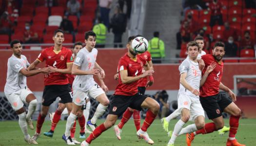 Mondial des Clubs: Le Bayern trop fort pour Al Ahly