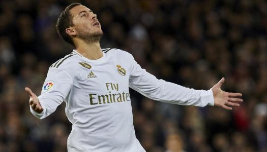 Real : Eden Hazard ne lâche pas l'affaire