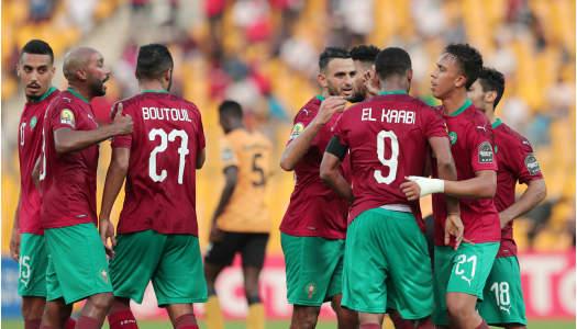 CHAN 2020 : le Maroc dans le dernier carré