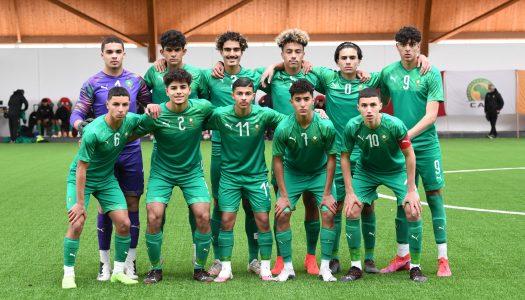CAN U17 : tirage connu pour Maroc et Algérie