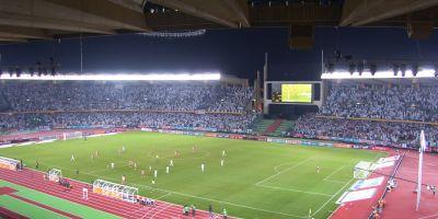 Cheikh Zayed Stadium, Dubaï