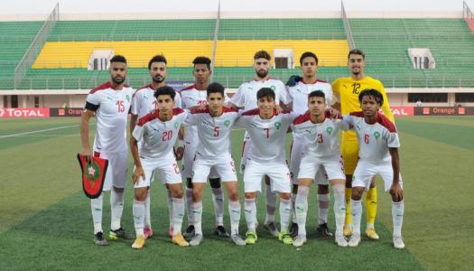 CAN U20 : Mauritanie out, Maroc et Tunisie en quarts