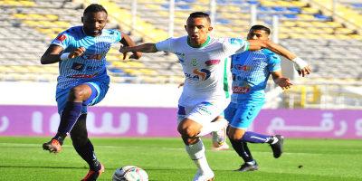Raja Casablanca - US Monastir , les champions e, titre du Maroc jouent à gros