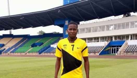JS  Kabylie :  L'espoir Kilangalanga est Canari