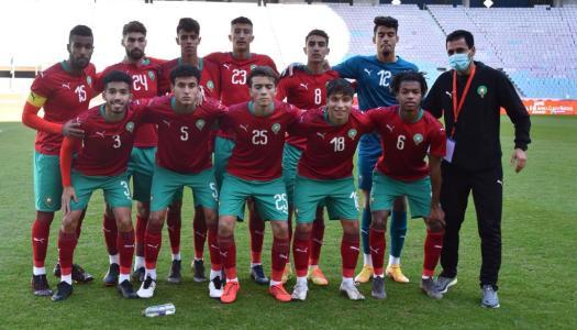 CAN U20 : Les listes du Maroc et de la Tunisie
