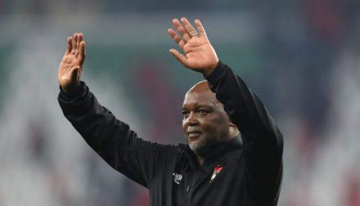 Al Ahly : Mosimane satisfait malgré la défaite