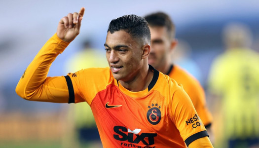 Mostafa Mohamed comble Galatasaray
