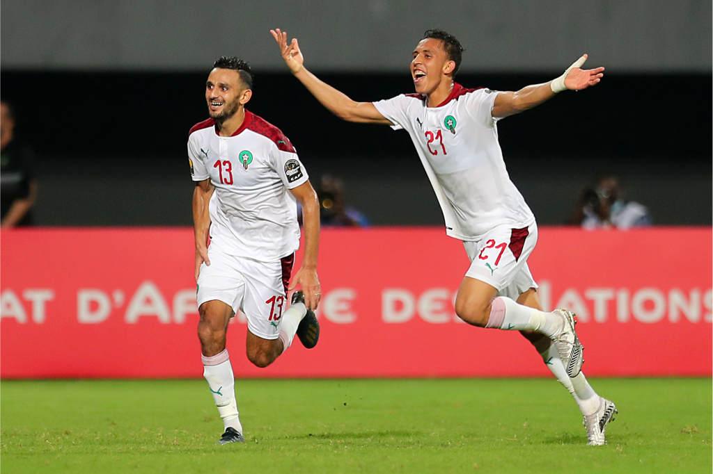 Le Maroc déroule face au Cameroun et va en finale du CHAN 2020 (photo cafonline.com)