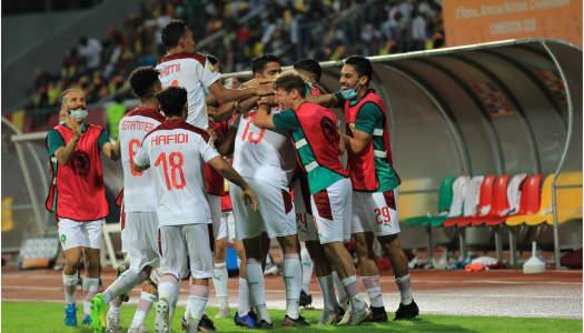 CHAN 2020 : le Maroc s'envole en finale