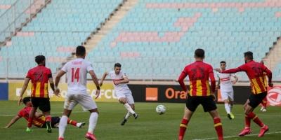 ES Tunis - Zaùalke (3-1), photo page facebook Zamalek.com