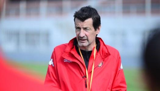 USM Alger :  Thierry Froger viré