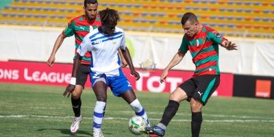 MC Alger: une victoire à l'arrachée à  Dakar qui compte (photo  page Facebook officiel du FC Teungueth)