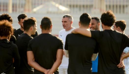 Zamalek : Carteron se dit ambitieux et redevable