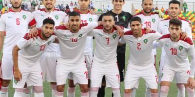 Maroc : un match nul ramené de Nouakchott qui n'a pas satisfait Vahid Halilhodzic (photo page Facebook de la frime).