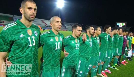Amical: Algérie -Mauritanie, le  3 juin à Blida