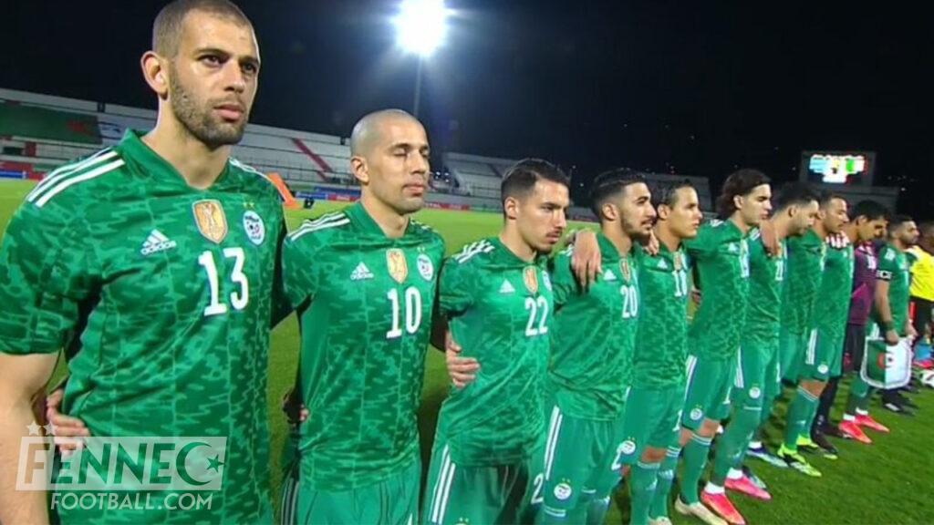 Algérie : une qualification championne pour les Fennecs