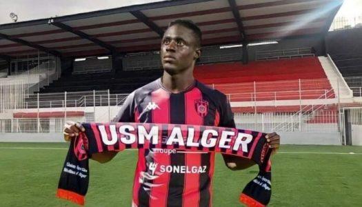 USM  Alger: le Black Star Opoku attendu