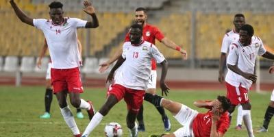 Kenya - Egypte, 1-1